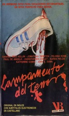 Sleepaway Camp - Argentinian VHS cover (xs thumbnail)