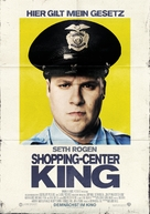Observe and Report - German Movie Poster (xs thumbnail)