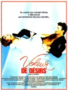 Thief of Hearts - French Movie Poster (xs thumbnail)