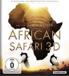 African Safari - German Blu-Ray movie cover (xs thumbnail)