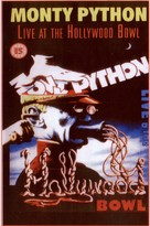 Monty Python Live at the Hollywood Bowl - British VHS cover (xs thumbnail)
