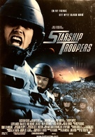 Starship Troopers - Swedish Movie Poster (xs thumbnail)