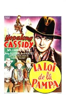 Law of the Pampas - Belgian Movie Poster (xs thumbnail)
