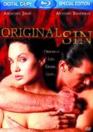 Original Sin - Blu-Ray cover (xs thumbnail)