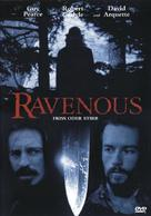 Ravenous - German DVD cover (xs thumbnail)