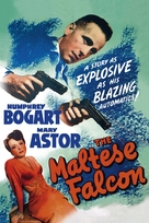 The Maltese Falcon - Movie Cover (xs thumbnail)
