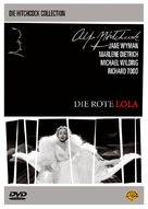 Stage Fright - German DVD cover (xs thumbnail)