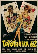 Tototruffa '62 - Italian Movie Poster (xs thumbnail)
