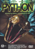 Python - Australian DVD cover (xs thumbnail)