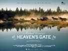 Heaven's Gate - British Movie Poster (xs thumbnail)