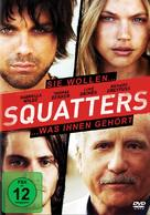 Squatters - German Movie Cover (xs thumbnail)