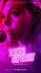 Teen Spirit - Norwegian Movie Poster (xs thumbnail)