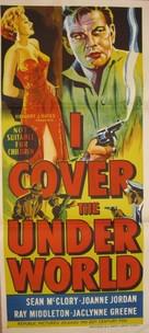 I Cover the Underworld - Australian Movie Poster (xs thumbnail)
