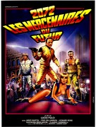 I guerrieri dell'anno 2072 - French Movie Poster (xs thumbnail)