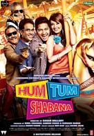 Hum Tum Shabana - Indian Movie Poster (xs thumbnail)