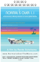 Normal Is Over: The Movie 1.1 - South African Movie Poster (xs thumbnail)