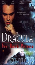 Dark Prince: The True Story of Dracula - VHS movie cover (xs thumbnail)