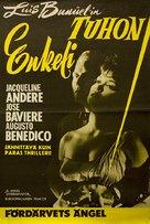Ángel exterminador, El - Finnish Movie Poster (xs thumbnail)