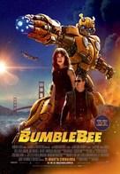 Bumblebee - Turkish Movie Poster (xs thumbnail)