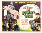 The Mummy's Tomb - Movie Poster (xs thumbnail)