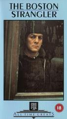 The Boston Strangler - British VHS movie cover (xs thumbnail)