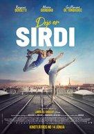 Let's Dance - Latvian Movie Poster (xs thumbnail)