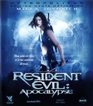 Resident Evil: Apocalypse - French Blu-Ray movie cover (xs thumbnail)