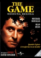 The Game - Italian Movie Cover (xs thumbnail)