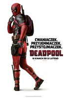 Deadpool - Polish Movie Poster (xs thumbnail)