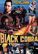 Cobra nero - Danish Movie Cover (xs thumbnail)