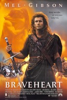 Braveheart - Theatrical poster (xs thumbnail)