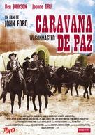 Wagon Master - Spanish Movie Cover (xs thumbnail)