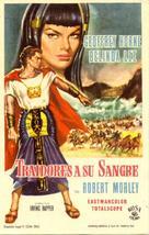 Giuseppe venduto dai fratelli - Spanish Movie Poster (xs thumbnail)