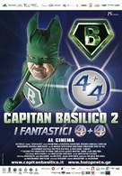Capitan Basilico 2 - Italian Movie Poster (xs thumbnail)