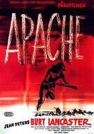 Apache - Swedish Movie Poster (xs thumbnail)