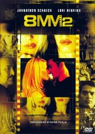 8MM 2 - Czech DVD movie cover (xs thumbnail)