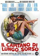 The Extraordinary Seaman - Italian Movie Poster (xs thumbnail)