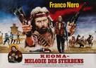 Keoma - German Movie Poster (xs thumbnail)
