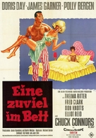 Move Over, Darling - German Movie Poster (xs thumbnail)