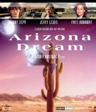 Arizona Dream - Norwegian Movie Cover (xs thumbnail)