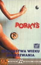 Porky's - Polish Movie Cover (xs thumbnail)