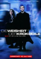 The Wisdom of Crocodiles - German Movie Poster (xs thumbnail)