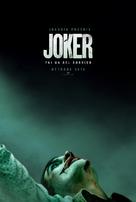 Joker - Italian Movie Poster (xs thumbnail)