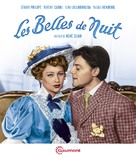 Les belles de nuit - French Blu-Ray cover (xs thumbnail)