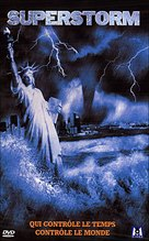 """""""Superstorm"""" - French Movie Cover (xs thumbnail)"""