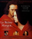 La reine Margot - Movie Poster (xs thumbnail)