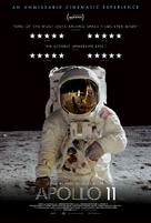 Apollo 11 - British Movie Poster (xs thumbnail)