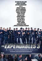 The Expendables 3 - Swedish Movie Poster (xs thumbnail)