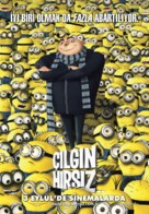 Despicable Me - Turkish Movie Poster (xs thumbnail)