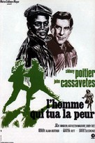 Edge of the City - French Movie Poster (xs thumbnail)
